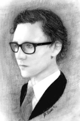 Tom Hiddleston bust #2