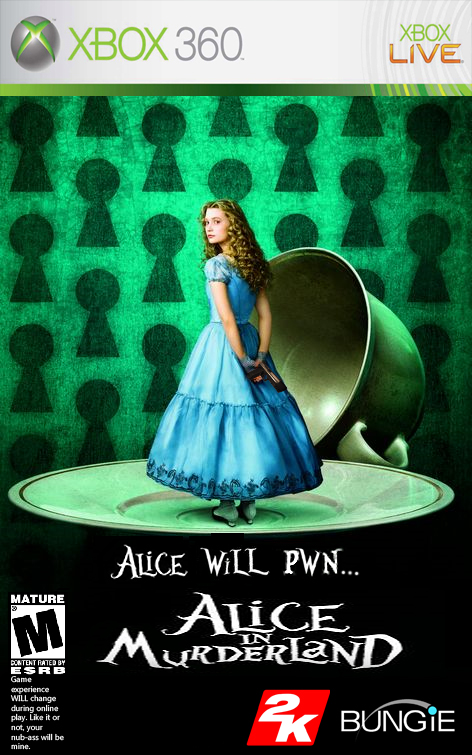 Alice In Murderland Movie Trailer