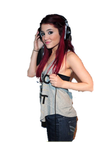 png de Ariana Grande. by HannEditions