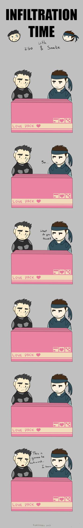 IT: Love Pack by Kuraimaru