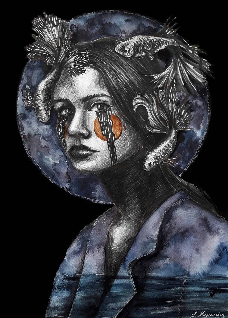 Silence by JMajewska