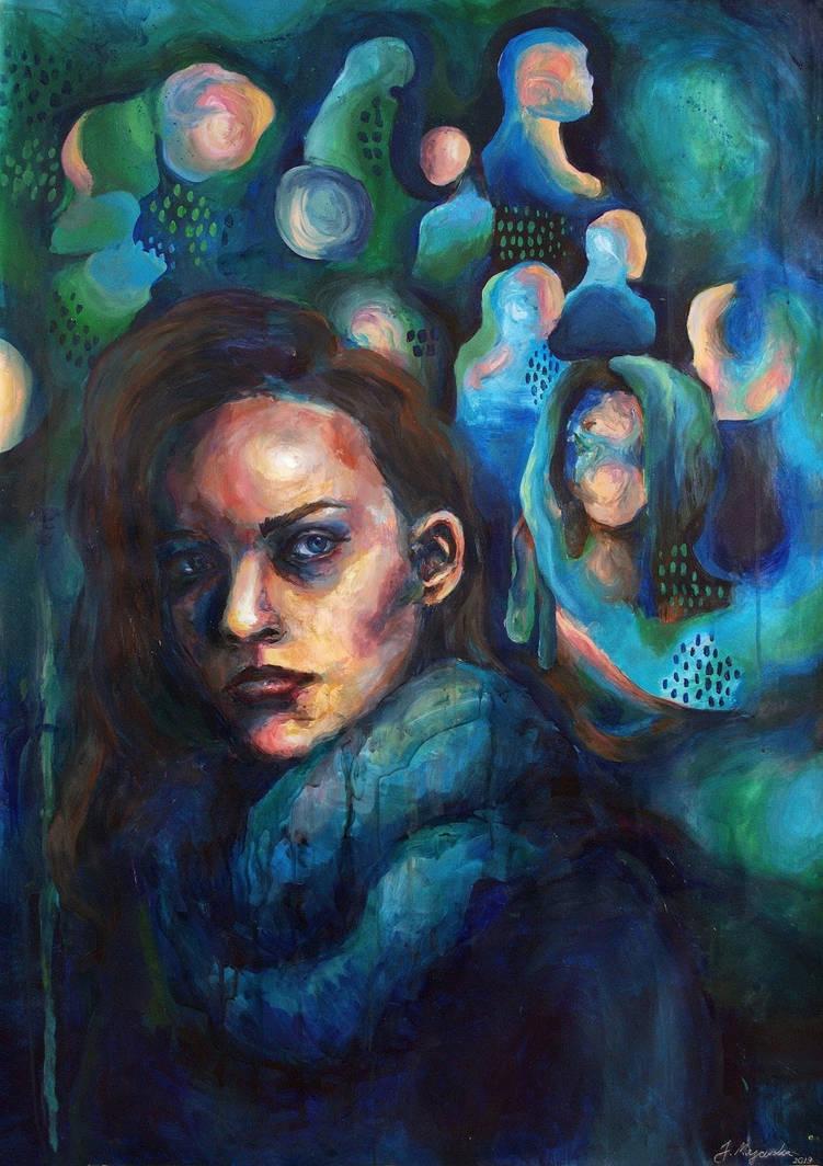 Identity I by JMajewska