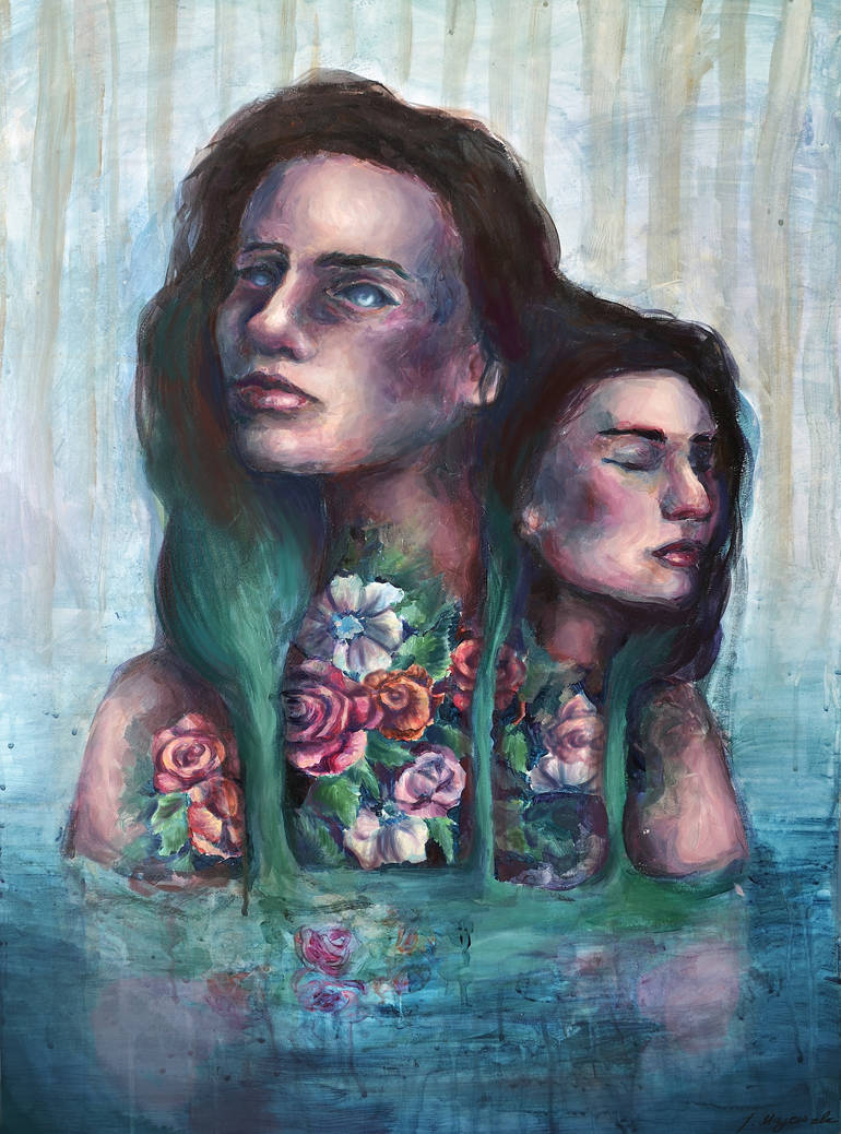 Gaia by JMajewska