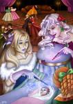 comm: Sleeping Beauty 02