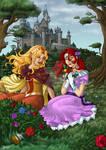 comm: Sleeping Beauty 04