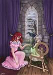 comm: Sleeping Beauty 05