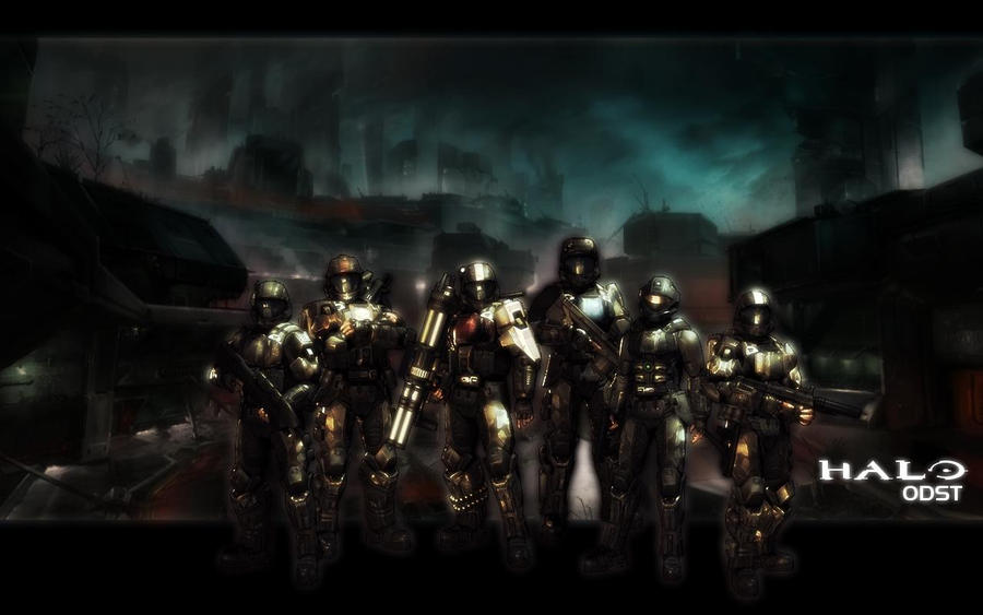 Master Chief, Noble Team, and 100 ODST's VS Hulk - Battles ...  Master Chief, N...
