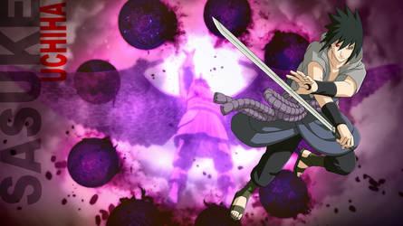 Sasuke Uchiha Power