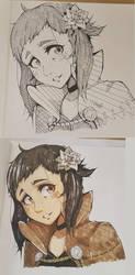 Mozu Fire Emblem Fates by Syuzaki