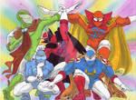 Super Sentai Moon
