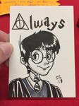 Disney Harry Potter (Timmins con 2018 comission)