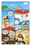 Wario's All Wet Page 7