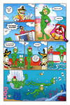 Wario's All Wet Page 8