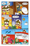 Wario's All Wet Page 9