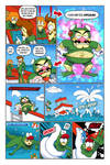Wario's All Wet Page 11
