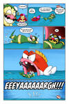 Wario's All Wet Page 14