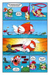 Wario's All Wet Page 16