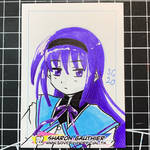 Colors of the Month Challenge March '20: Homura