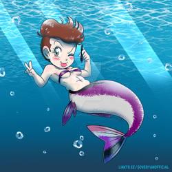 Shiro Mermaid