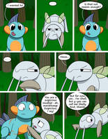 Finding Your Roots- Chapter 3, Page 90 by YellowMouseDraws