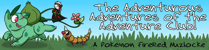 AAoAC Nuzlocke Forums Banner by YellowMouseDraws