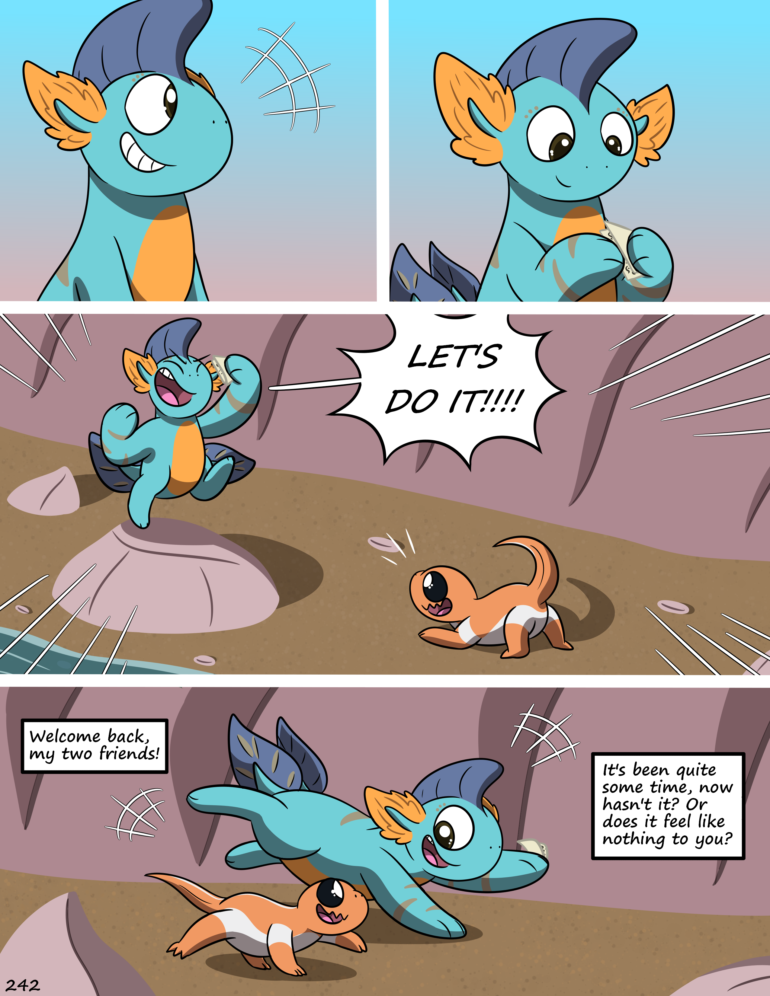 Finding Your Roots- Chapter 6, Page 4