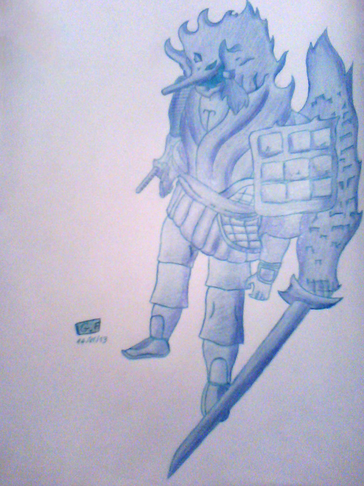 madara susanoo drawing - photo #27