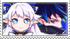 Lu/Ciel Stamp by SimlishBacon