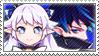 Lu/Ciel Stamp by SimlishBacon