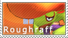 Roughraff Stamp by SimlishBacon