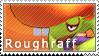 Roughraff Stamp by SimlishBacon
