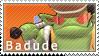 Badude Stamp by SimlishBacon