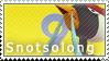 Snotsolong Stamp by SimlishBacon