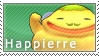 Happierre Stamp by SimlishBacon