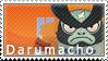 Darumacho Stamp by SimlishBacon