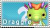 Draggie Stamp by SimlishBacon