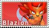 Blazion Stamp by SimlishBacon
