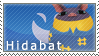 Hidabat Stamp by SimlishBacon