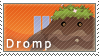 Dromp Stamp by SimlishBacon