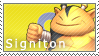 Signiton Stamp by SimlishBacon