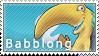 Babblong Stamp by SimlishBacon