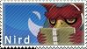 Nird Stamp by SimlishBacon