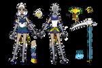 Sailor Nyx character sheet