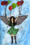 Learning to fly by Eli-Miwa