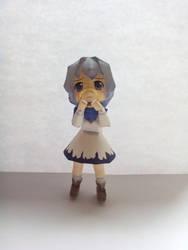 Ichirin Kumoi (scared)