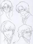 Four Combeferres
