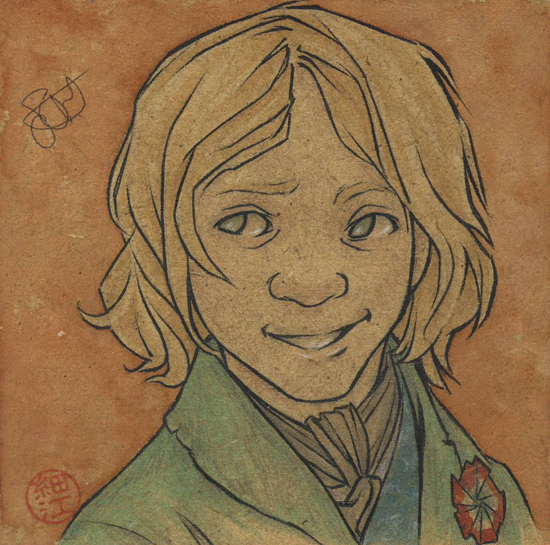 Gavroche (Musical Movie) by cillabub