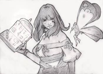 Mimi by Darktaru