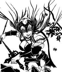 Jeanne Alter by Darktaru