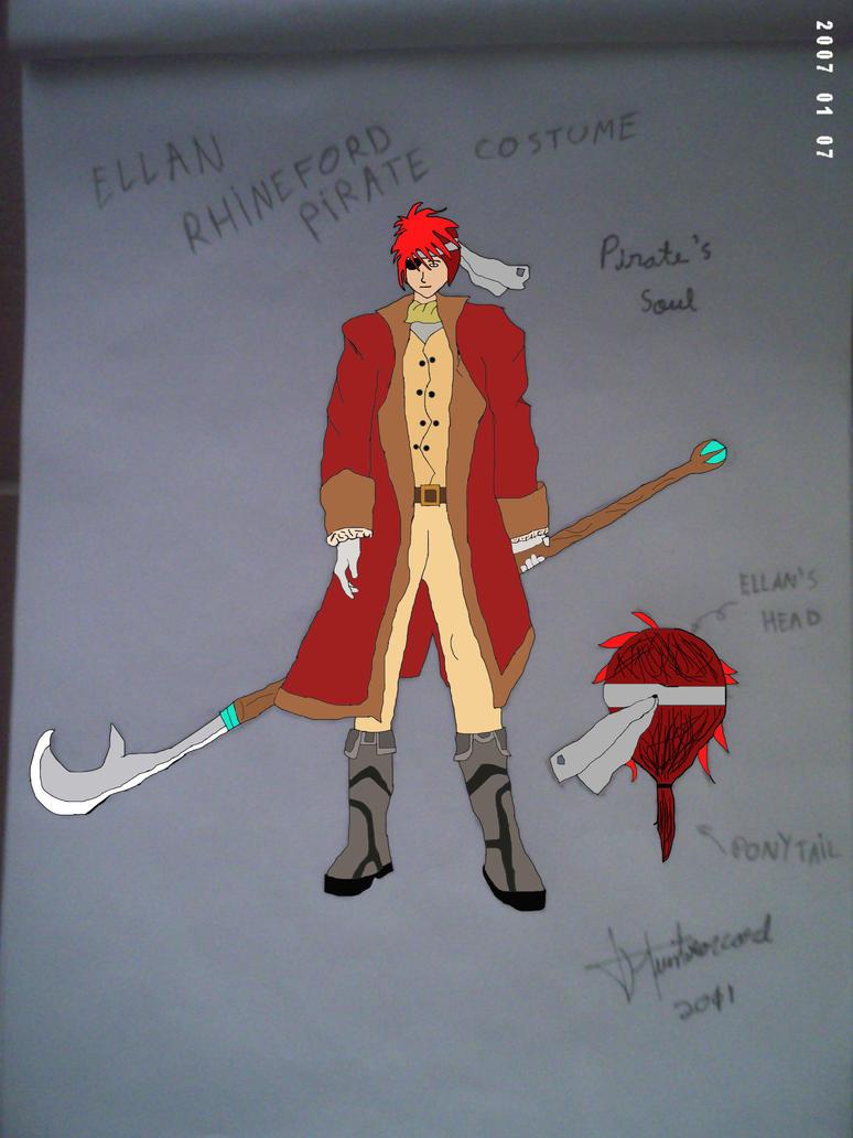 Ellan Rhineford - Costume 3 by Huntercarl ...